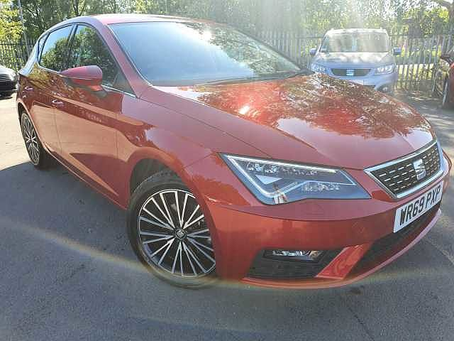 SEAT Leon 5dr 1.5 TSI EVO (130ps) XCELLENCE Lux