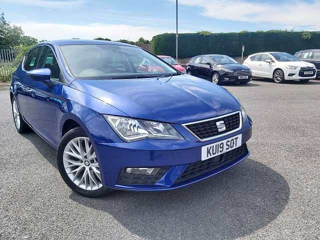 SEAT Leon 5dr (2016) 1.0 TSI SE Dynamic (115 PS)